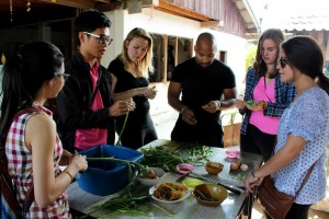Group Cooking Thai