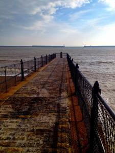 Pier in Dover
