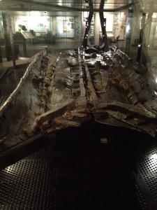Bronze Age Boat