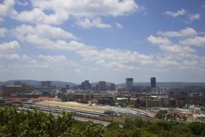 Pretoria from the Hills