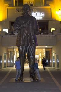 Mandela Square!