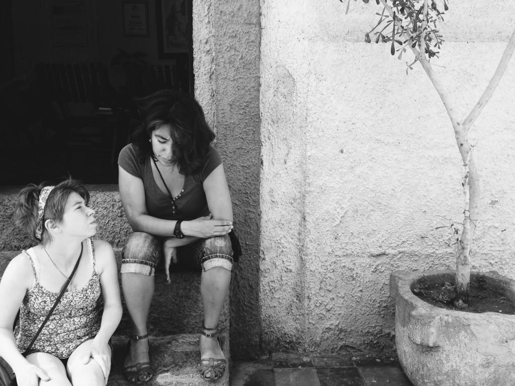 Chilling in Granada