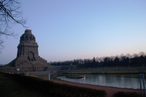 Battle of Nations Monument