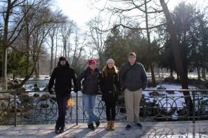 R-95 Takes the Englischer Garten