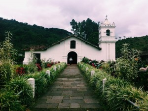 The oldest church in Costa Rica that still holds services located in Orosi.