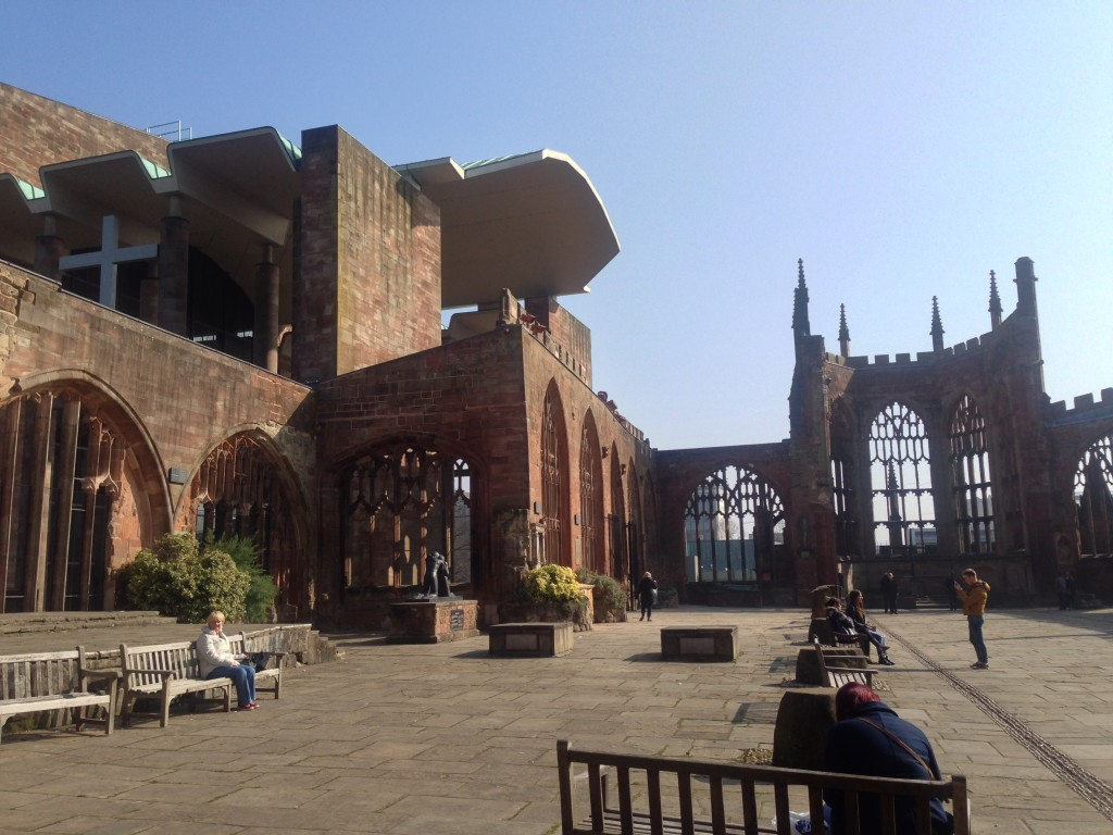 Second Cathedral which was bombed by the Nazis