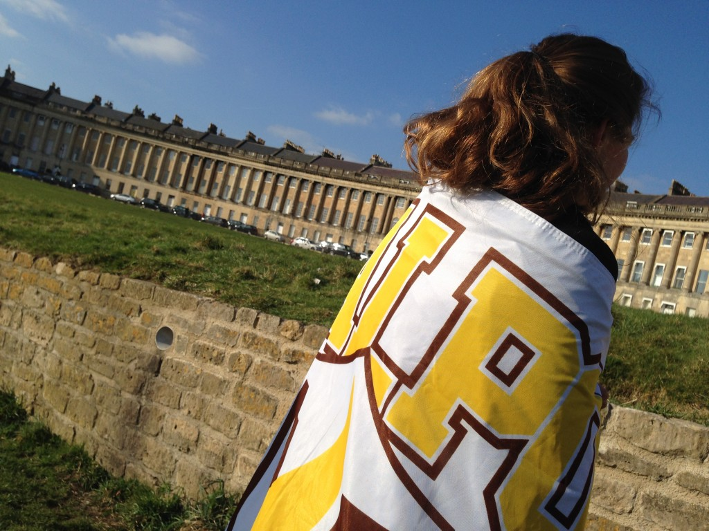 The Royal Crescent w/ Emily P.