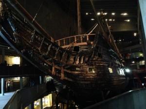 Vasa warship - Stockholm