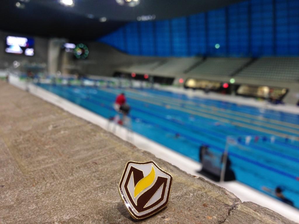 London Olympic Aquatic Centre - Queen Elizabeth Olympic Park