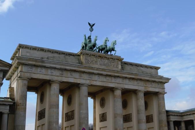 Berlin- Brandenburg Gate