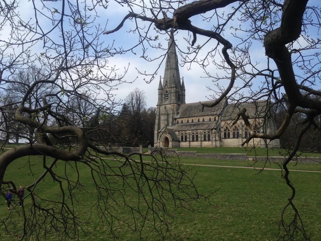Saint Mary's Church - Fountains Abbey