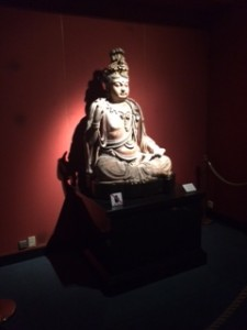 Statue from the Shanghai Museum