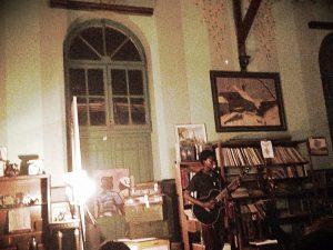 Live music at La Bricante