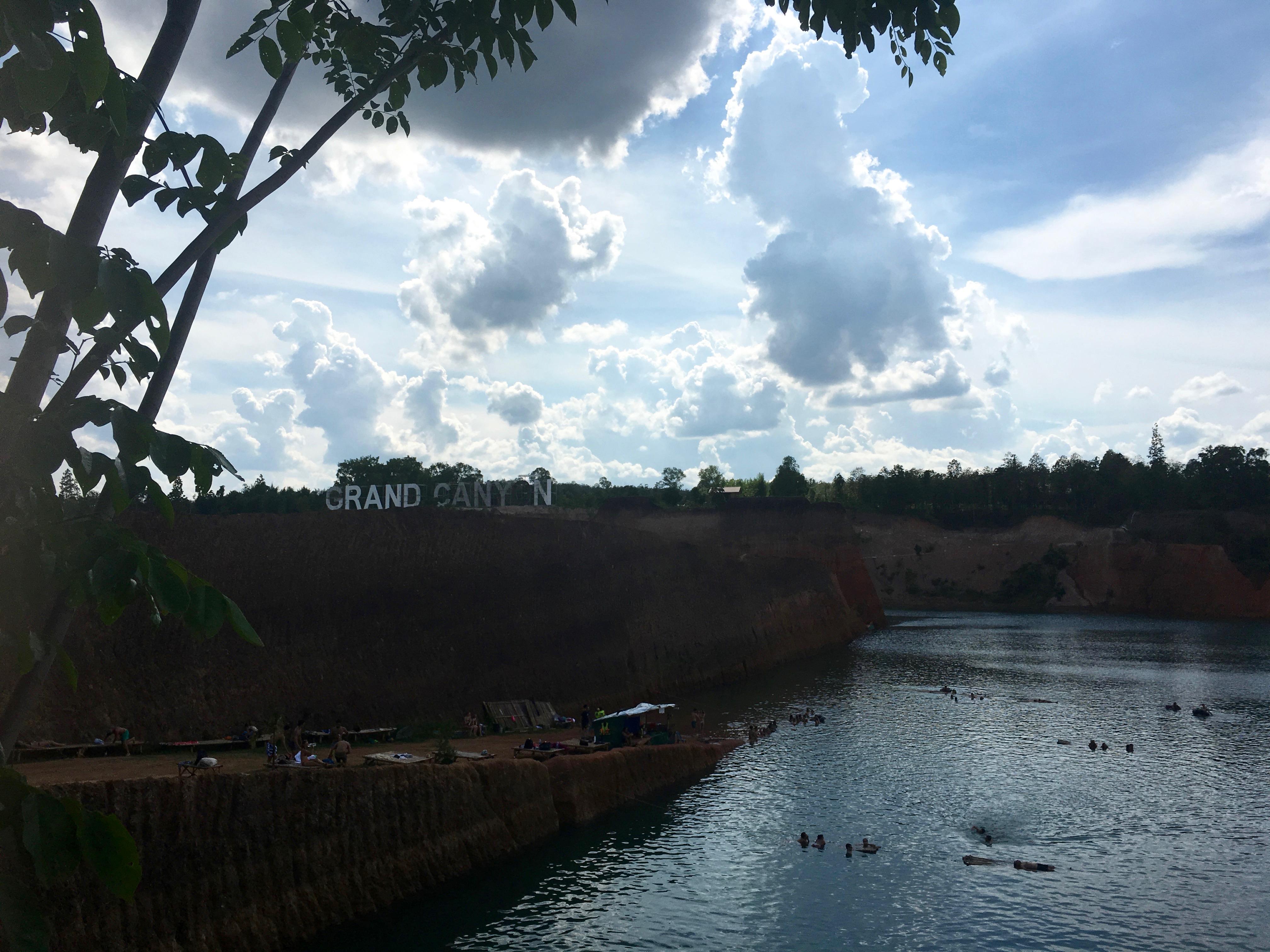 Grand Canyon-Chiang Mai