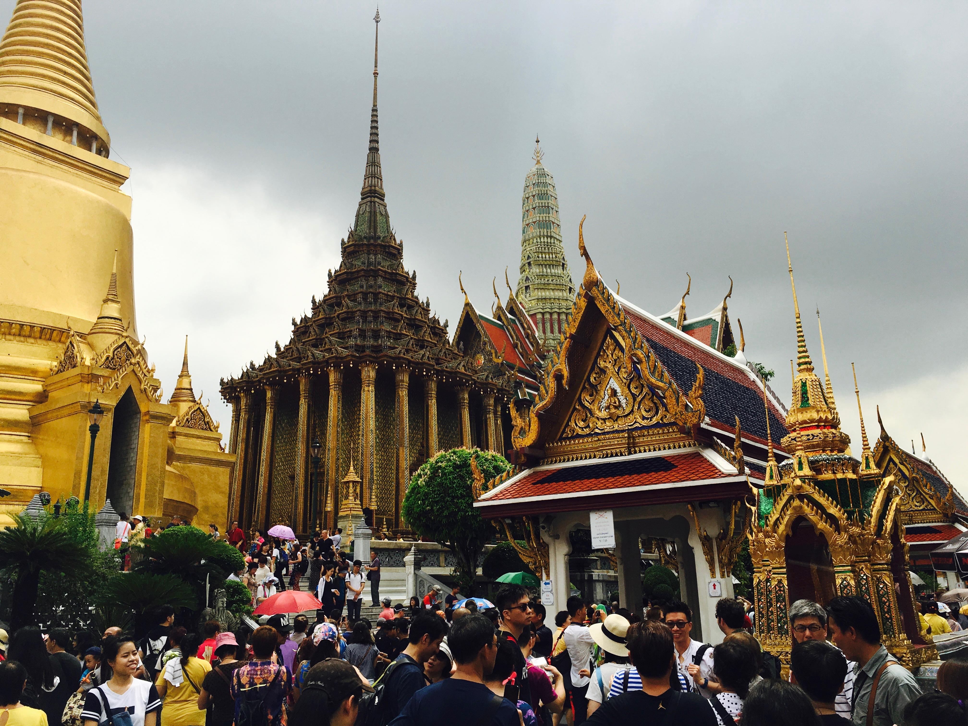 Grand Palace-Bangkok, Thailand