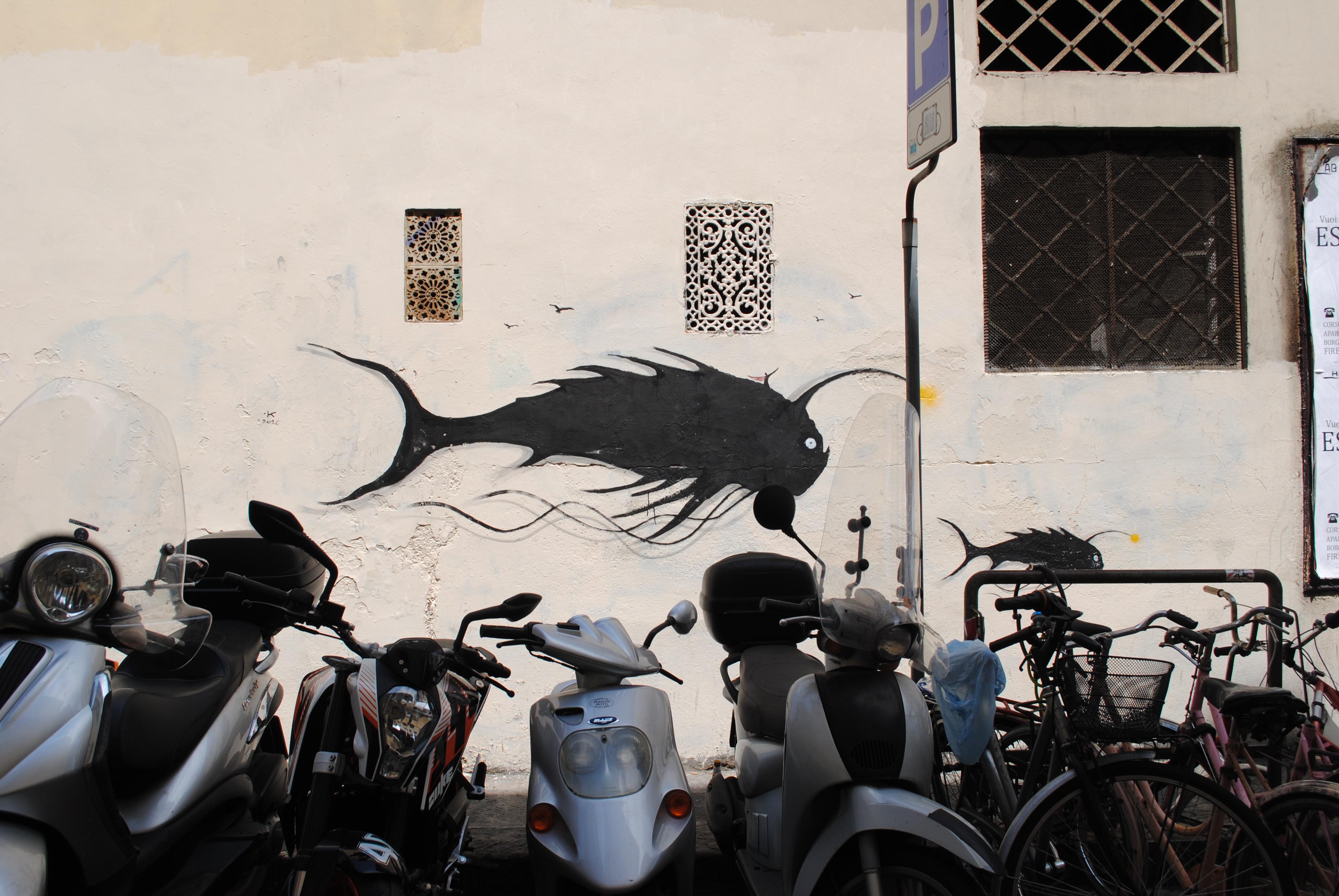 Marianna - grafitti
