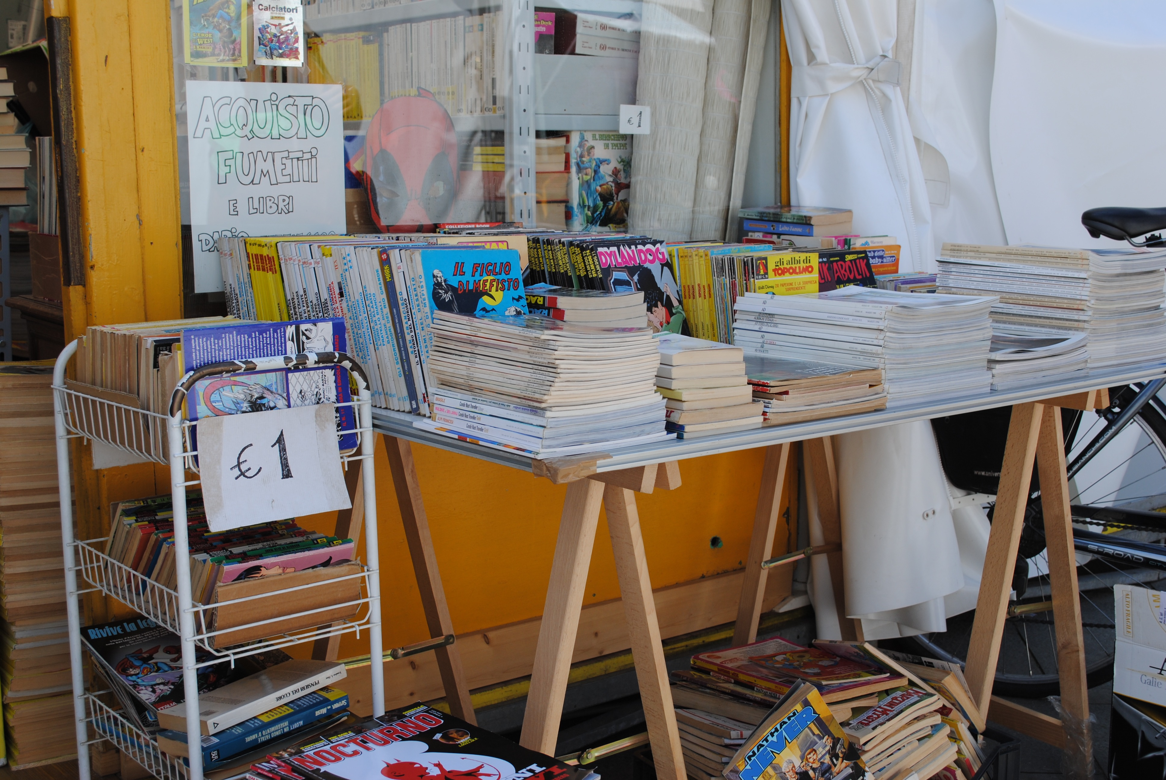 Marianna - magazines