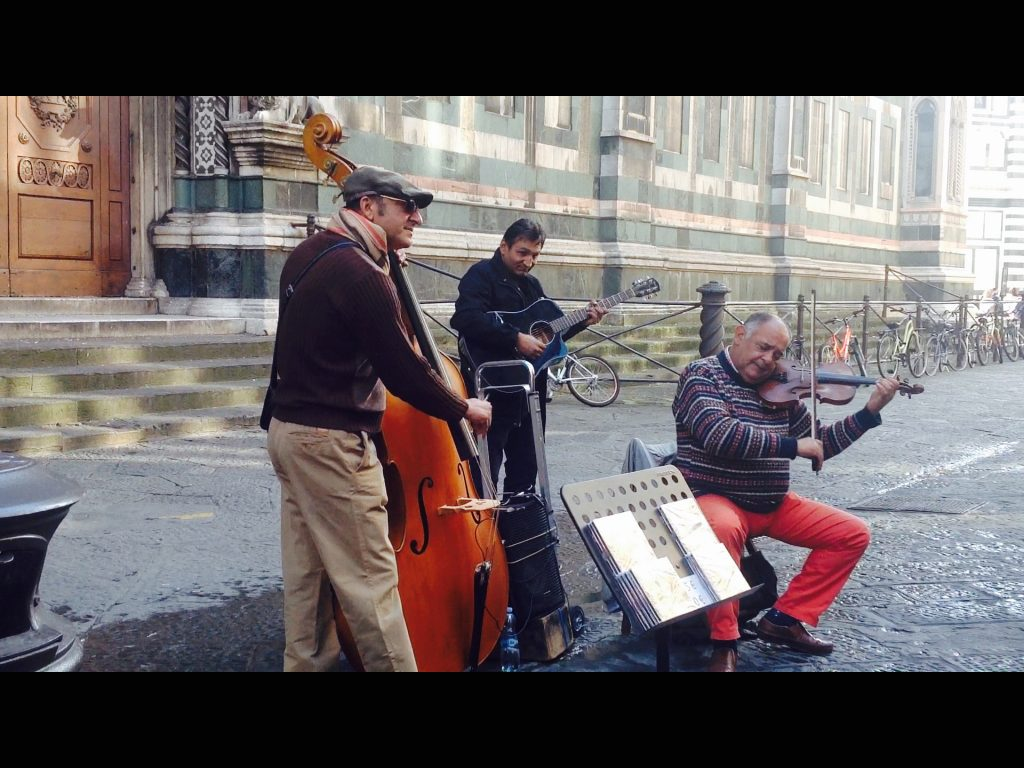 HONORABLE MENTION - The Duomo Trio - Italy - Sunblade