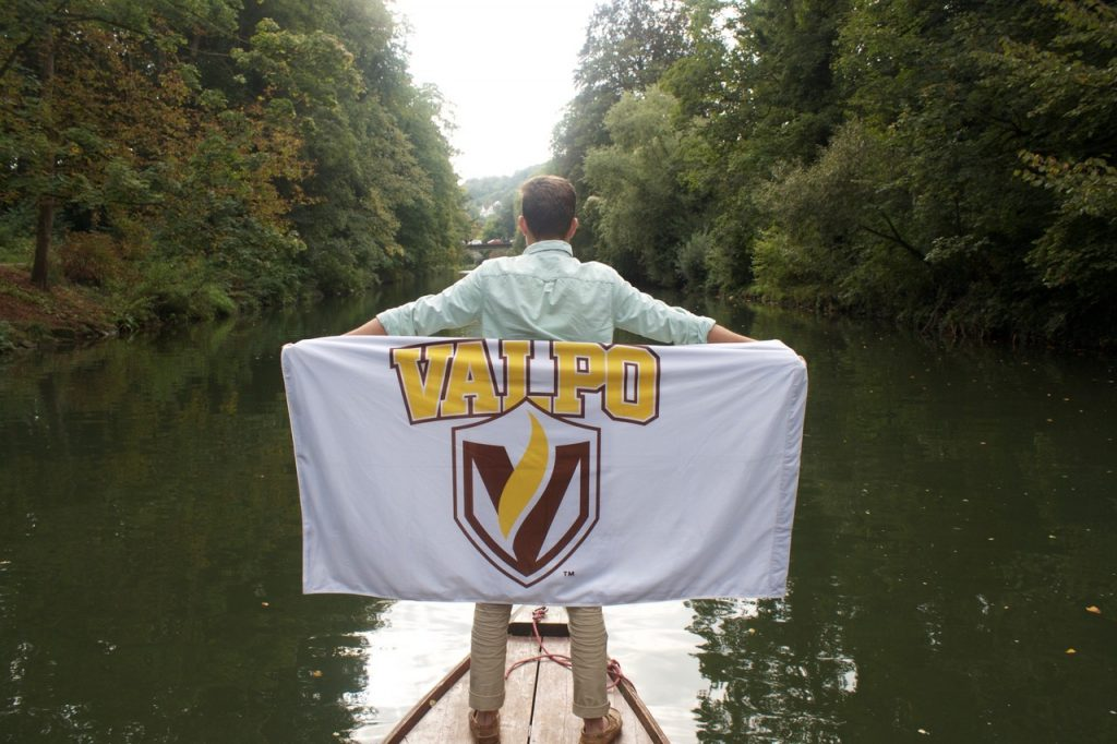 SECOND - Valpo Takes on Tubingen - Germany - Topel